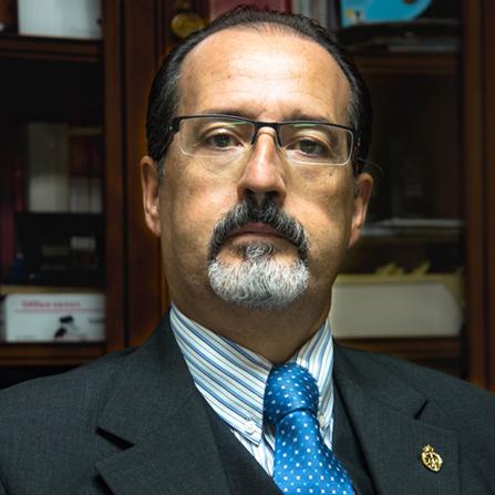 Antonio Carlos Erena del PinoAbogado titular del bufete